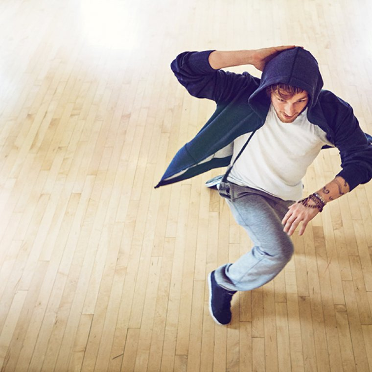 Hip Hop Adult 16+ dance classes TAPAC