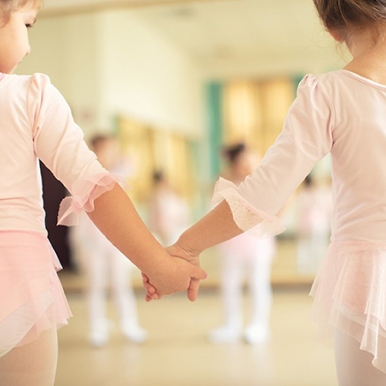 Kids Junior Ballet 4-6