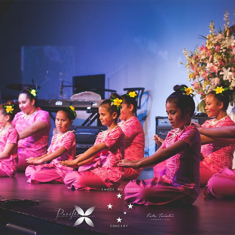 Kids dance pacific TAPAC