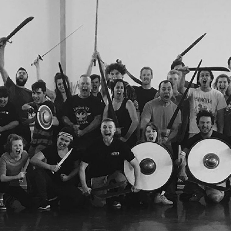 NZ Stage Combat School TAPAC