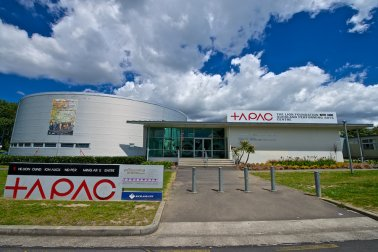 TAPAC exterior Western Springs, Auckland