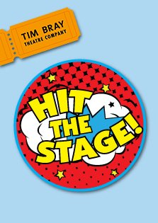 Hit the Stage Logo TAPAC